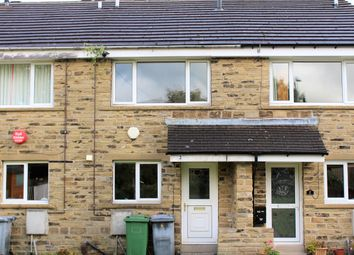 Thumbnail 2 bed town house for sale in Adam Court, Huddersfield