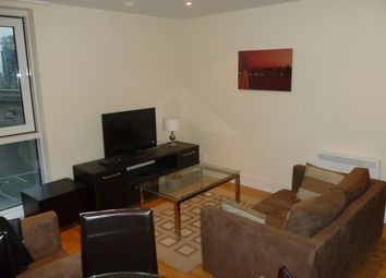 Thumbnail 1 bed flat for sale in Wharfside Point South, 4 Prestons Road, Blackwall, Gb