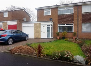Thumbnail 3 bedroom semi-detached house for sale in Kelso Close, Chapel Park