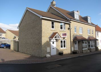Thumbnail 3 bed end terrace house to rent in Black Acre, Corsham