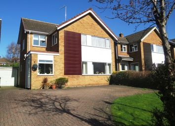 Thumbnail 4 bedroom detached house for sale in Windmill Close, Kenilworth