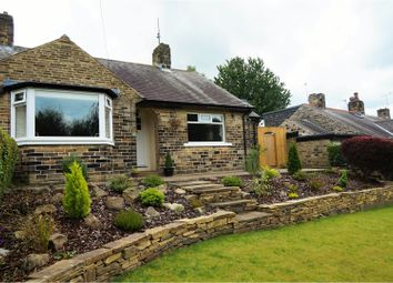 Thumbnail 2 bed semi-detached bungalow for sale in Bradford Road, Brighouse
