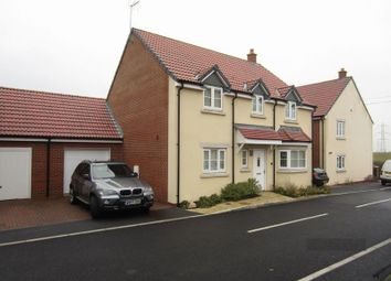 Thumbnail 4 bedroom detached house for sale in John St. Quinton Close, Stoke Gifford, Bristol