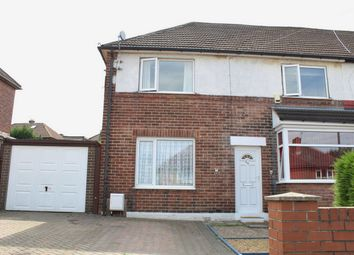 Thumbnail 3 bed semi-detached house for sale in Woodthorpe Road, Sheffield, South Yorkshire