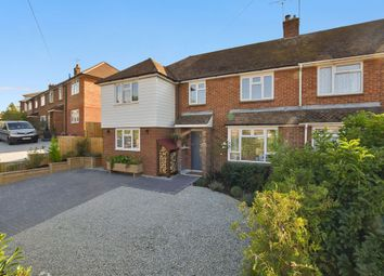 Thumbnail 4 bed semi-detached house for sale in Church Hill, Kingsnorth, Ashford