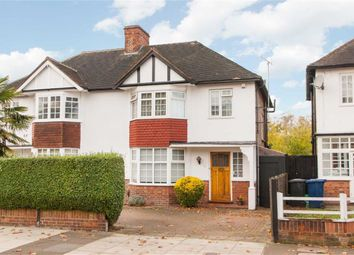 Thumbnail 3 bed semi-detached house for sale in Pierrepoint Road, London