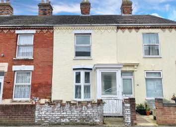 Thumbnail 2 bed terraced house for sale in Coronation Road, Great Yarmouth