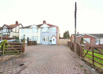 Thumbnail 3 bed semi-detached house for sale in Clacton Road, Weeley, Clacton-On-Sea