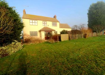 Thumbnail 3 bed detached house for sale in Main Road, Ealand, Scunthorpe