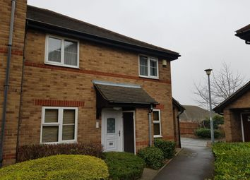 Thumbnail 2 bed flat for sale in Burton Court, Peterborough