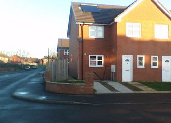 Thumbnail 3 bed terraced house to rent in Douthwaite Road, Bishop Auckland