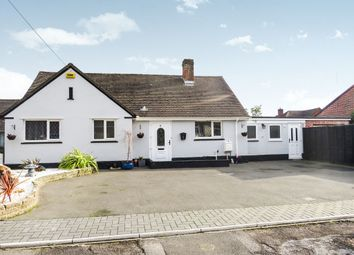 Thumbnail 4 bed detached bungalow for sale in Emberley Close, Ferndown