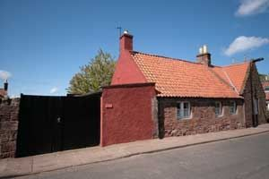 Thumbnail 2 bed cottage to rent in Stenton, Dunbar