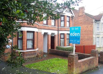 Thumbnail 1 bed flat to rent in Priory Avenue, High Wycombe