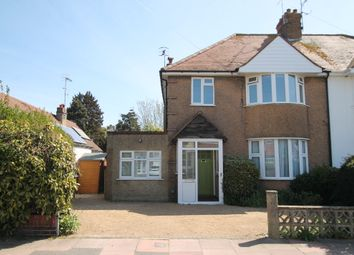 Thumbnail 2 bed flat for sale in Beaumont Road, Broadwater, Worthing