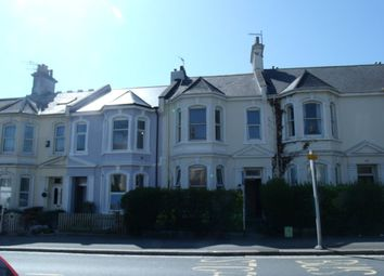 Thumbnail 2 bed flat to rent in Stuart Road, Stoke, Plymouth