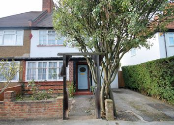 Thumbnail 4 bed semi-detached house for sale in Cavendish Avenue, New Malden