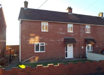 Thumbnail 3 bed semi-detached house for sale in Grugos Avenue, Pontyberem, Llanelli