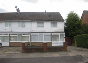Thumbnail 2 bedroom semi-detached house to rent in Greenvale Avenue, Birmingham