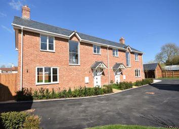 Thumbnail 3 bedroom semi-detached house for sale in Bentley Industrial Centre, Bentley, Farnham