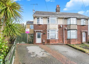 Thumbnail 4 bed semi-detached house for sale in Edward Street, Parkeston, Harwich
