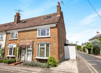 Thumbnail 3 bed end terrace house for sale in Leatherhead, Surrey