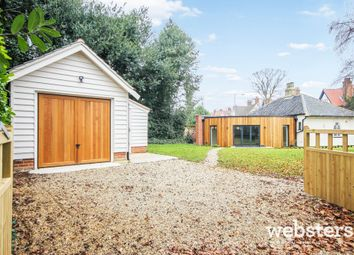 Thumbnail 3 bedroom detached bungalow for sale in Unthank Road, Norwich