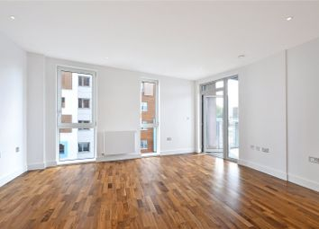 Thumbnail 1 bed flat for sale in Bellville House, 2 John Donne Way, London