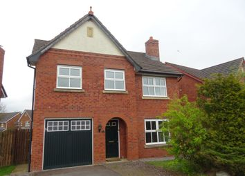 Thumbnail 4 bed property to rent in The Paddocks, Thursby, Carlisle