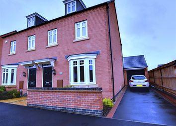 Thumbnail 3 bedroom semi-detached house for sale in Princess Boulevard, Nottingham, Nottinghamshire