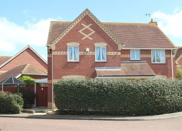 Thumbnail 5 bed detached house for sale in Barbour Gardens, Colchester