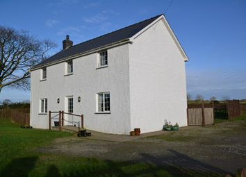 Thumbnail 4 bed detached house for sale in Eglwyswrw, Crymych