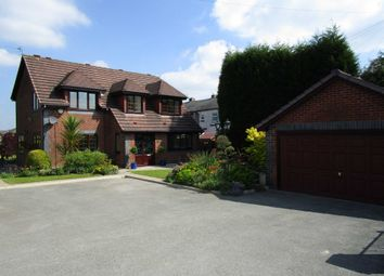 Thumbnail 4 bed detached house for sale in Birshaw Close, Oldham Road, Shaw, Oldham
