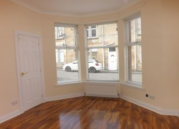 Thumbnail 1 bed flat to rent in North Bute Street, Coatbridge