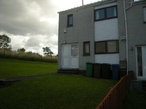 Thumbnail 3 bed detached house to rent in Grampian Road, Rosyth, Dunfermline