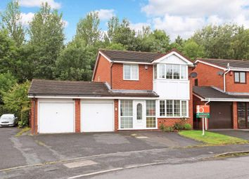 Thumbnail 4 bed detached house for sale in 6 Buttermere Drive, Priorslee, Telford