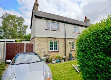 Thumbnail 4 bed semi-detached house for sale in Primrose Lane, Huntingdon, Cambridgeshire