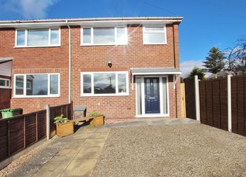 Thumbnail 3 bed semi-detached house to rent in Raglis Close, Redditch