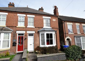Thumbnail 3 bed semi-detached house for sale in Osborne Street, Burton-On-Trent