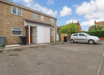 Thumbnail 2 bed terraced house for sale in Anson Court, Market Deeping, Peterborough
