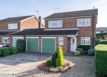 Thumbnail 4 bed detached house for sale in Wellington Way, Horley, Surrey