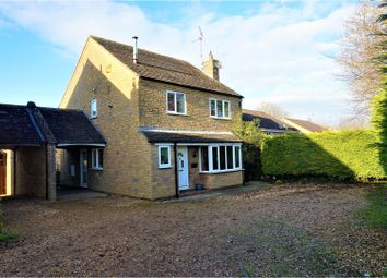 Thumbnail 4 bed detached house for sale in Wansford Road, Elton