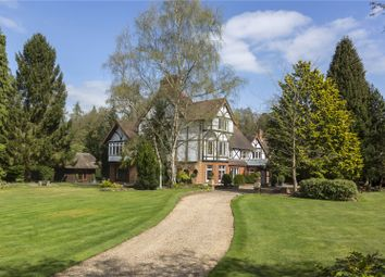 Thumbnail 6 bed detached house for sale in Bishopsgate Road, Englefield Green, Egham, Surrey