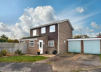 Thumbnail 3 bed detached house for sale in Barley Close, Hazlemere, High Wycombe