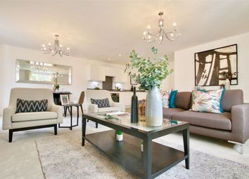 Thumbnail 2 bed flat for sale in Brunswick House, Wilshere Park, Welwyn, Hertfordshire
