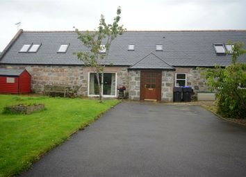 Thumbnail 4 bed terraced house for sale in Whitehouse, Alford, Aberdeenshire
