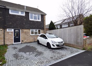 Thumbnail 3 bed end terrace house for sale in Bideford Road, Worle, Weston-Super-Mare