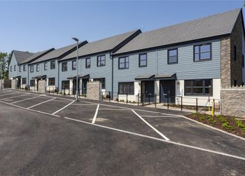 Thumbnail 2 bed end terrace house for sale in Elvan Place, Tolvaddon, Camborne, Cornwall