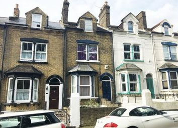 Thumbnail 4 bed terraced house for sale in 13 Albany Terrace, Chatham, Kent