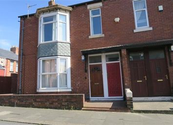 Thumbnail 1 bed flat for sale in Crofton Street, South Shields